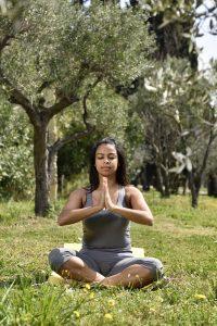 Hameau yoga