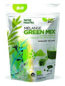 Green mix Nature & Découvertes