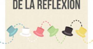 Les six chapeaux de la réflexion. Edward de Bono