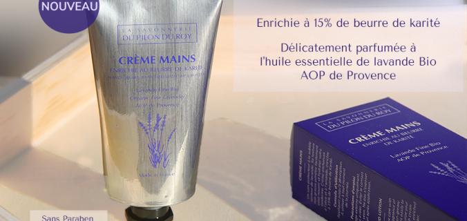 La Savonnerie du Pilon du Roy propose des savons et cosmétiques naturels.