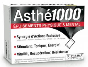 RETROUVEZ VOTRE VITALITÉ avec ASTHE 1000® !
