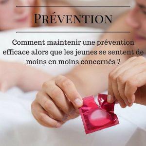 1 jeune français sur 5 pense que l'on peut guérir du Sida.