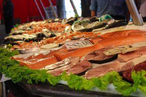 Les 3 meilleurs aliments stimulant votre humeur. poisson
