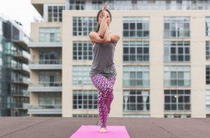 5 avantages du yoga prénatal.