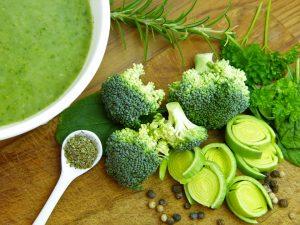Les 3 meilleurs aliments stimulant votre humeur. légumes