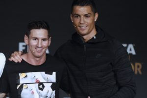 C.Ronaldo-vs-Messi-Ballon-d'Or-football