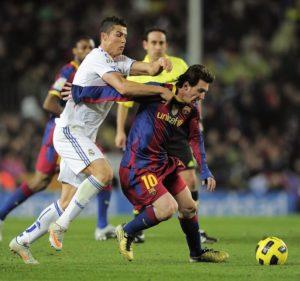 C.Ronaldo-vs-Messi-Ballon-d'Or-football