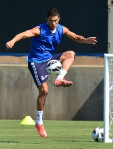 Cristiano Ronaldo, sa routine d'entraînement et son régime alimentaire.