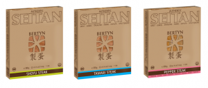 Seitan. Les alternatives VEGAN à la viande