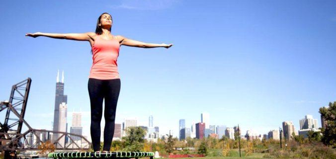 programme de perte de poids trampoline