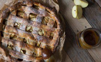 APPLE PIE - CARAMEL AU BEURRE SALE pâtes à tartes