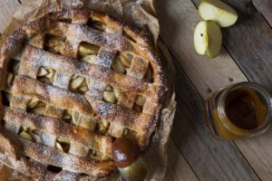 APPLE PIE - CARAMEL AU BEURRE SALE