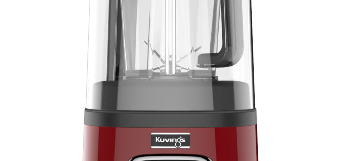 Kuvings Vacuum Blender. Le « Power Blender » à technologie sous vide.