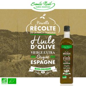 Nouvelle récolte 2017 » Emile Noël : premier cru de l'oliveraie familiale