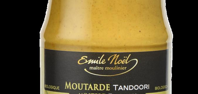 EMILE NOËL crée la 1ère Moutarde Tandoori.