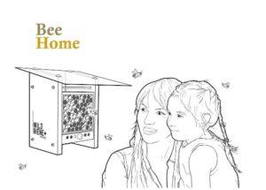 Wildbiene+Partner lance le parrainage d'abeilles sauvages en France.
