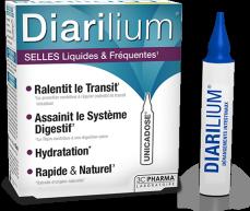 La diarrhée éradiquée dans tout le foyer grâce à Diarilium solution.