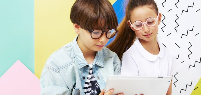 Ki ET LA lance une gamme de lunettes filtrant la lumière bleue des écrans. 32524bf1aa8d