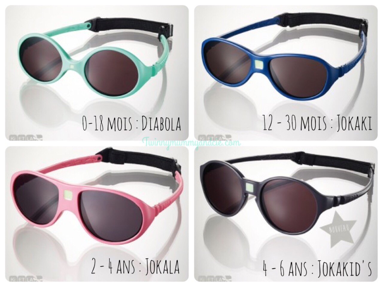 Ki ET LA lance une gamme de lunettes filtrant la lumière bleue des écrans. 181d3223fb3c