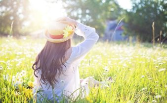 Les allergies solaires & problèmes de peau à l'approche du printemps-été.