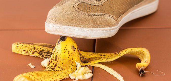10 surprenantes utilisations d'une peau de banane.