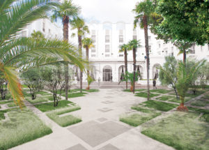 L'Hôtel Splendid ou la renaissance d'un lieu emblématique de l'art déco.
