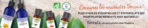 Découvrez Terraïa, le meilleur de l'aromathérapie au meilleur prix.