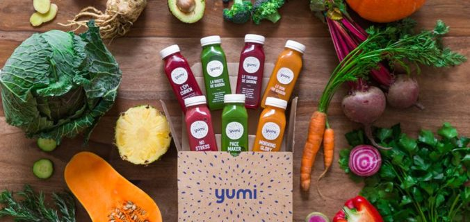 Industrie agroalimentaire : la foodtech à la rescousse des français Yumi