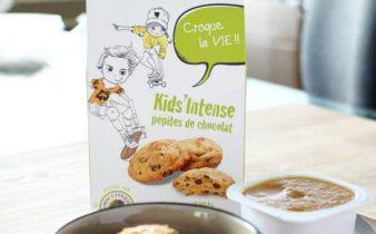 Biscuiterie de Provence BIO sans lactose sans gluten.