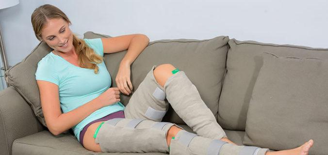 La solution pour soulager naturellement les jambes lourdes.