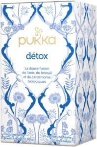 Bien démarrer le printemps avec les thés et infusions Pukka.