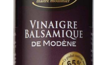 Vinaigre balsamique de Modène I.G.P BIO. Emile Noël