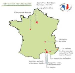 Bienvenue dans l'univers Senteurs de France.