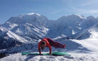 Top 5 des activités santé et bien-être au pays du Mont-Blanc.