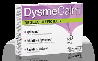 DYSMECALM®, la révolution pour les dysménorrhées !