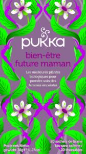 Choyer nos mamans avec un bouquet d'infusions Pukka Herbs.