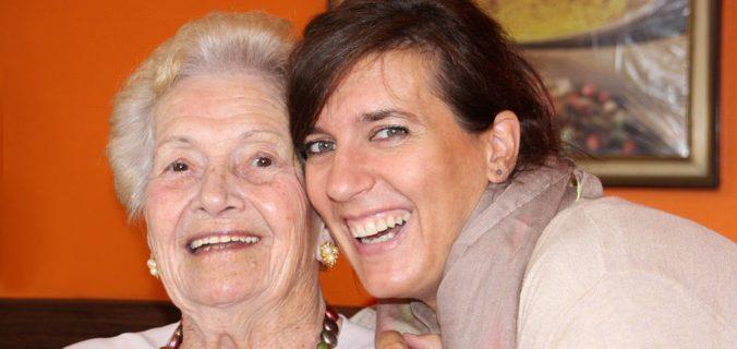 Prise en charge des personnes âgées à domicile.