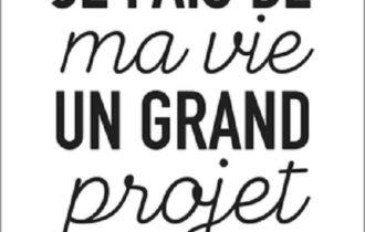 Guillaume Fond Je fais de ma vie un grand projet.