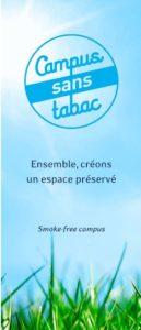 L'Ecole des hautesétudes en santé publique inauguresonCampus sans tabac.