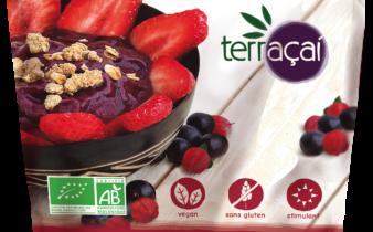 Nossa fruits étoffe sa gamme de produits à base d'açai bio !