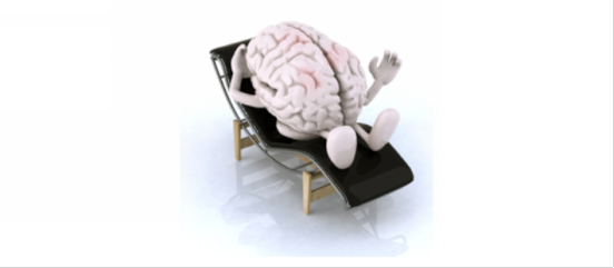 En vacances ou au repos, le cerveau reste actif !