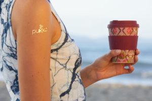 Pukka agit contre l'utilisation du plastique à usage unique
