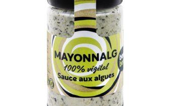 Condiment Bio & Vegan : MAYONNALG de Bord à Bord.