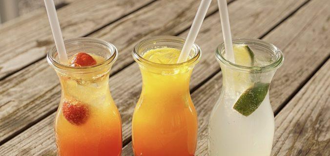 Trois cocktails innovants et fruitésavec une touche brésilienne.