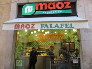 Les meilleures restaurants végan à Barcelone.