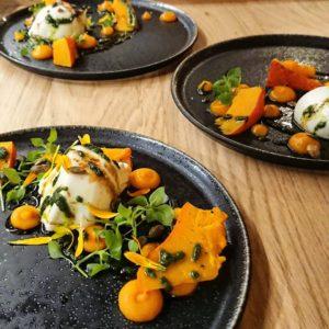 Culina Hortus : 1er restaurant gastronomique 100% végétarien en France.