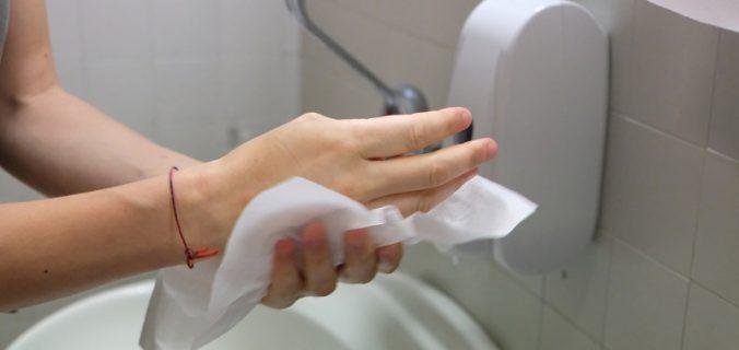 Comment éviter virus et bactéries avec la meilleure méthode de séchage des mains ?