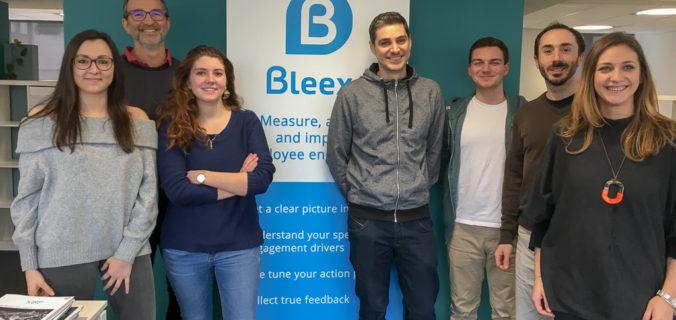 Bleexo, la startup qui améliore la qualité de vie des salariés !