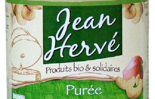 Purée de Noix de Cajou JEAN HERVE / Recettes Véganes et Gourmandes.