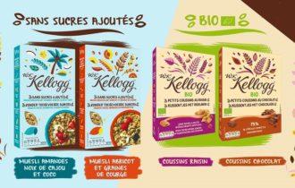 Kellogg's s'engage à reconnecter les familles françaises avec le petit déjeuner.